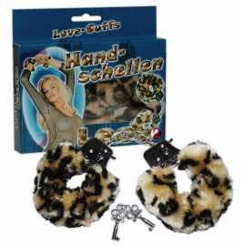 Наручники Handschellen Love Cuffs Leo