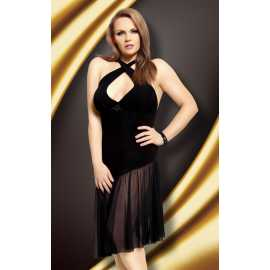 Платье - xLily, Plus Size, black