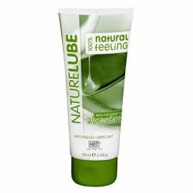 Лубрикант - HOT Nature Lube waterbased ALOE VERA - 100 мл
