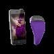 Клиторальный вибратор Amor Vibratissimo Panty Buster, фиолетовый