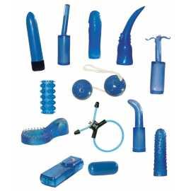 Набор Set Blue Fantasy из 12 предметов