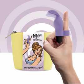 Вибронапалечник FeelzToys Magic Finger Bunny Vibrator