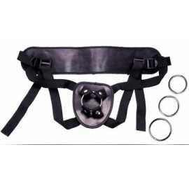 Страпон (Аксессуар для страпона) - PU Leather strap