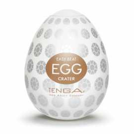 Мастурбатор Tenga Egg Crater