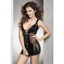 Платье DONATA CHEMISE black Passion