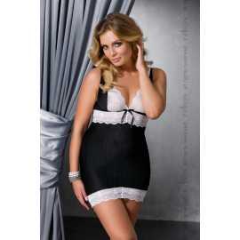 Платье CAMILLE CHEMISE black 4XL/5XL - Passion